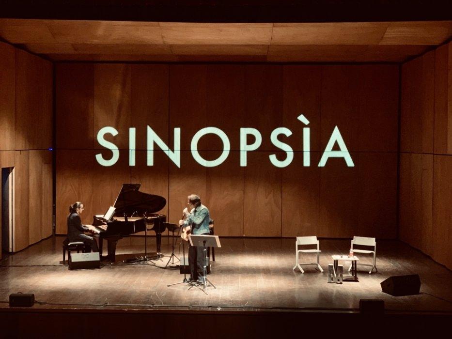 Sinopsìa / Samuele Bersani