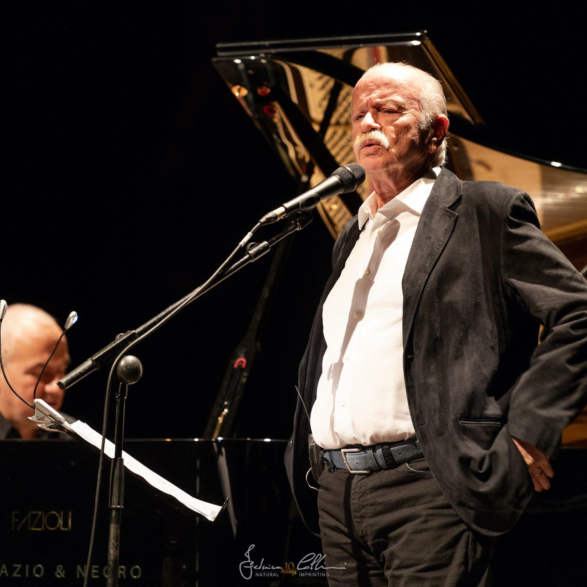 Omaggio a Charles Aznavour con Gino Paoli & Danilo Rea